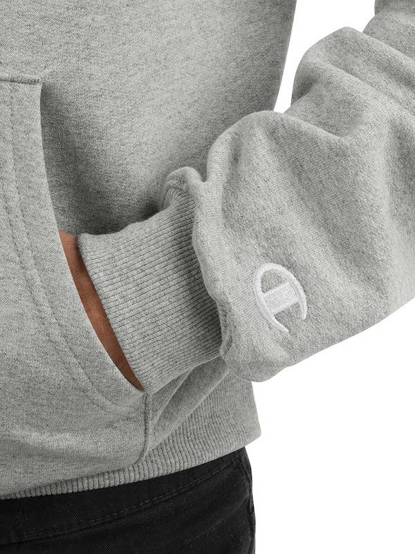 Adorable Grey Champion Hoodie